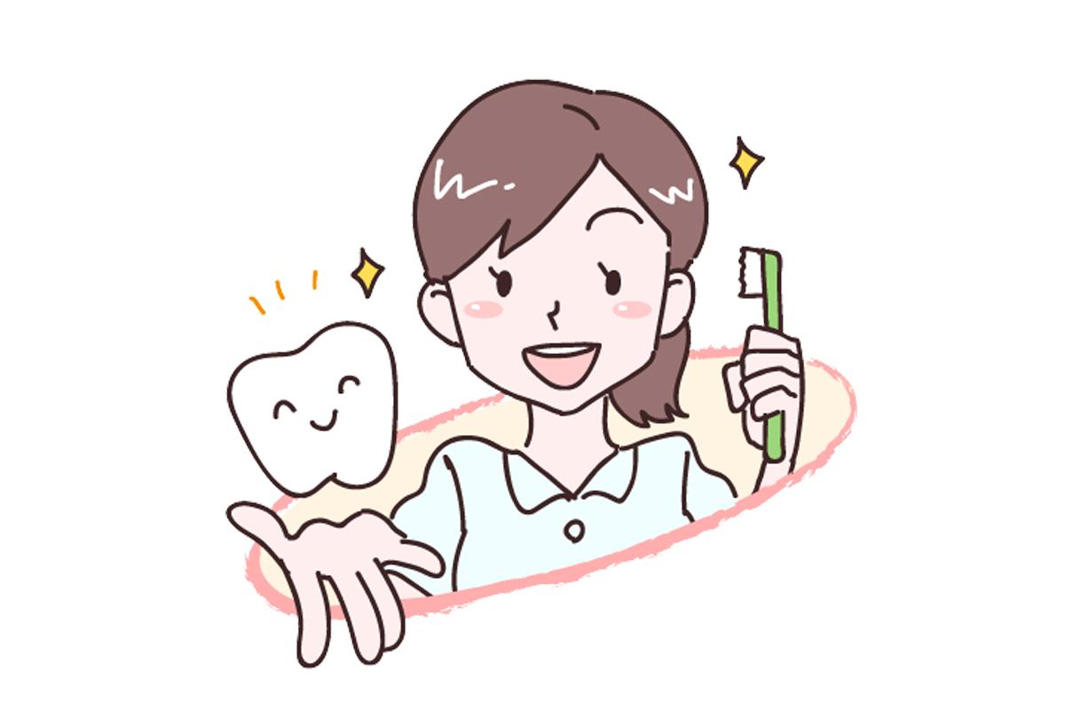 虫歯から子供を守る3つの予防